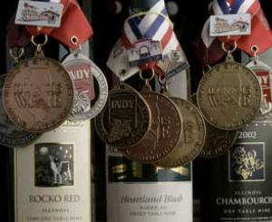 Illinois Liqour Mart has a full selection of southern Illinois award winning wines!